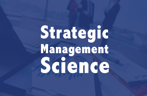 Strategic Management Science